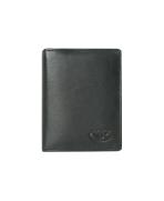 Peňaženka kožená dámska čierna VK23