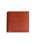 Peňaženka kožená pánska cognac VK3F