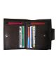 Peňaženka kožená hnedá VK25