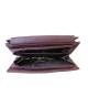 Peňaženka kožená dámska cognac VK14