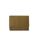 Peňaženka kožená dámska béžová VK18