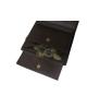 Peňaženka kožená pánska hnedá VK013