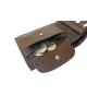 Peňaženka kožená pánska hnedá 13935
