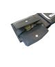 Peňaženka kožená pánska čierna 13935