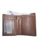 Peňaženka kožená pánska hnedá 13928