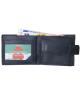 Peňaženka kožená pánska čierna VK32 L