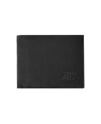 Peňaženka kožená pánska čierna VK3