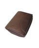 Peňaženka kožená dámska hnedá VK16