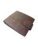Peňaženka kožená pánska hnedá VK103A