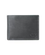Peňaženka kožená pánska čierna 13780