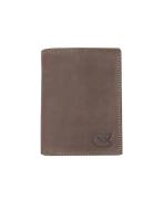 Peňaženka kožená pánska hnedá 14566