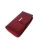 Peňaženka lakovaná dámska červená 5280