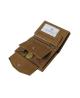 Peňaženka kožená pánska svetlohnedá Hunter P H6