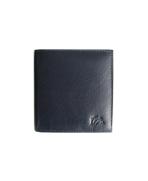 Peňaženka kožená dámska tmavomodrá P 904