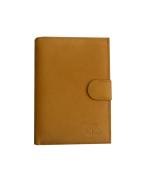 Peňaženka kožená béžová VK10XL