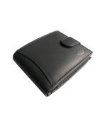 Peňaženka kožená pánska čierna VK3A Radius