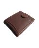 Peňaženka kožená pánska hnedá VK3A Radius