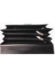 Etue kožené pánske čierne VK19