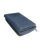 Peňaženka kožená dámska modrosivá  M219