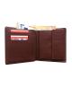 Peňaženka kožená pánska cognac VK013
