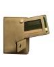 Peňaženka MS béžová 689