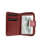 Peňaženka Jennifer Jones červená 5198