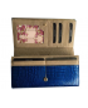 Peňaženka dámska modrá 5300