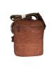 Pánska taška cross body cognac 6375